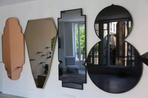 Образцы зеркал в 4 цветах