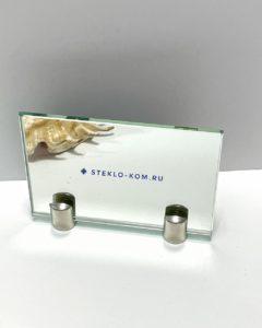 Зеркало 6 мм silver