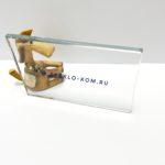 Steklo - 8 mm Кристалвижн (Crystalvision