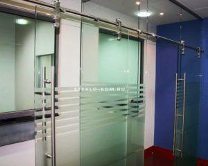 Раздвижные двери для перегородок